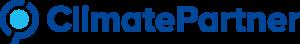 Logo ClimatePartner klimaneutral
